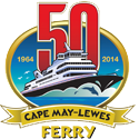 cape may lewes ferry delaware bay