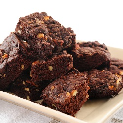 Best Brownie Recipe with Canna Butter